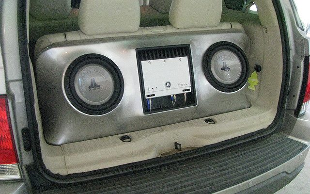 Stereo Systems Atlantic Fiberglass